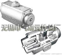 单作用气动执行器   无锡市气动元件总厂