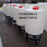 泰州pe尖底加药桶 全新料环保塑料搅拌桶