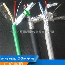 高品质4芯细缆DeviceNet灰色总线电缆