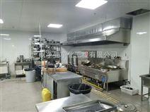 广州厨房设备设计安装工程