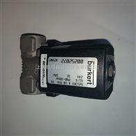 burkert 6213EV不锈钢电磁阀00252072