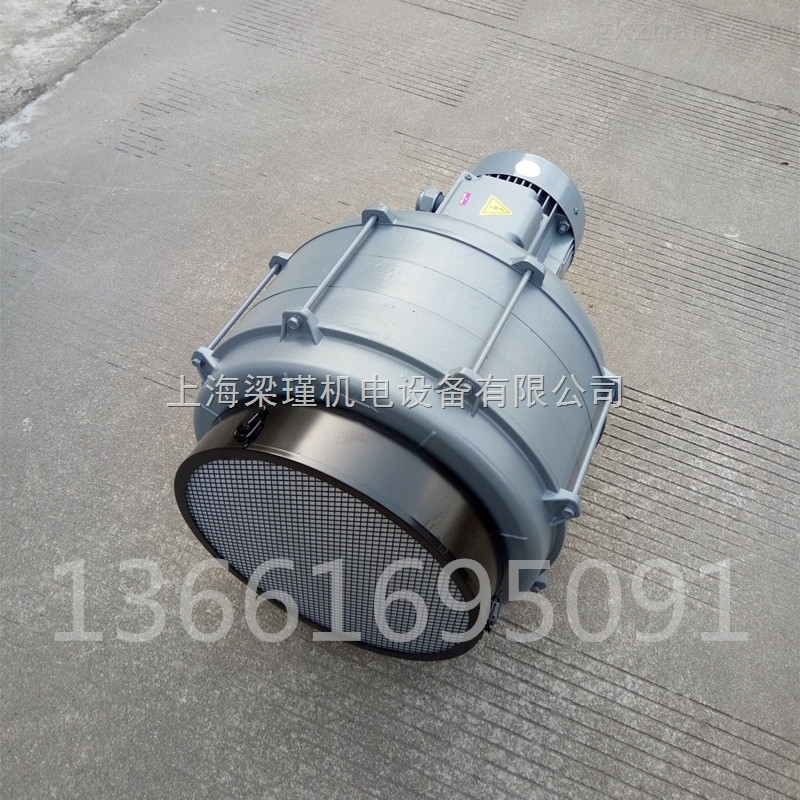 台湾全风HTB125-1005翻裤机透浦式风机