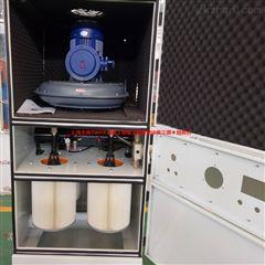 激光机切割脉冲反吹吸尘器