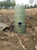 重庆星宝  全自动一体化预制提升泵站特点