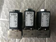 微型耐腐蚀电磁阀burkert 6011 00134107