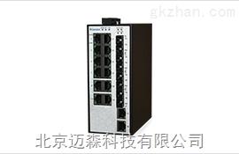 北京迈森厂家千兆网管型导轨式交换机