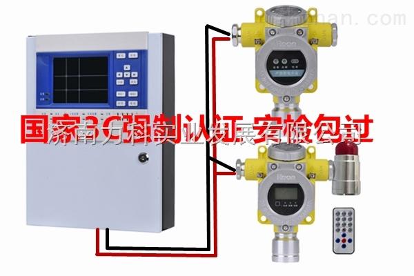 消防认证氨气浓度含量报警器氨气检测仪厂家