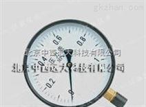 中西(LQS)普通压力表 库号:M406810