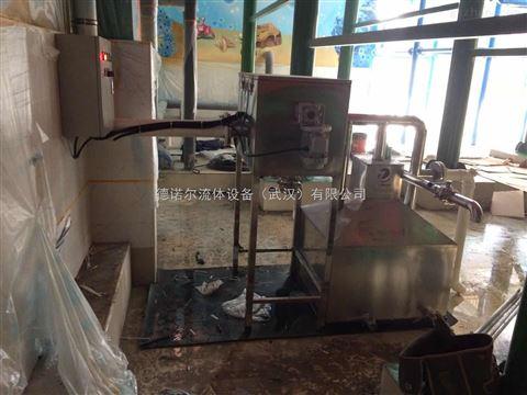 全自动餐厅油水分离器 厂家