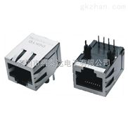 RJ45千兆网络接口带灯插座LED带双色灯