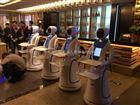 高速公路服务区引入无人餐厅,送餐机器人