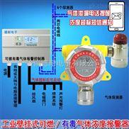 快餐店厨房液化气气体报警器,气体报警控制器价位在多少钱的性能稳定
