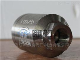 LV12型内螺纹双金属热静力疏水阀