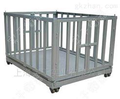 開關門圍欄式畜牧秤 動物稱重圍欄秤
