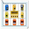 CQH100矿用氢气测定器 氢气检测仪 氢气报警仪