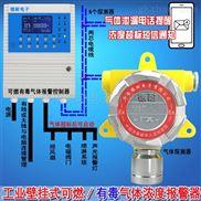 化工厂厂房可燃气体浓度报警器,可燃性气体报警器上的L和H 什么意思?