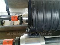 地埋排水管获嘉县900HDPE钢带增强螺旋波纹管