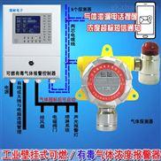 工业用二氧化碳气体报警器,气体探测仪器微信云监控
