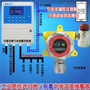 学校食堂丙烷报警器,可燃气体探测报警器的测量单位