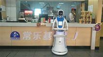 无轨送餐机器人价格