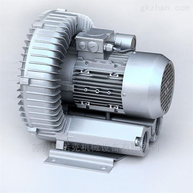 雾化干燥设备15kw耐高温旋涡鼓风机选型