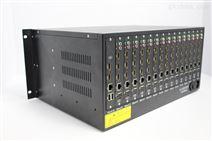 10屏H.265双口网络高清解码数字矩阵