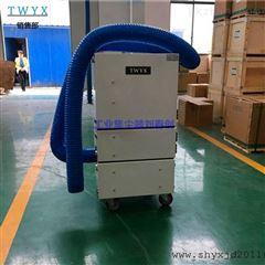 雕刻机除尘配套工业集尘机
