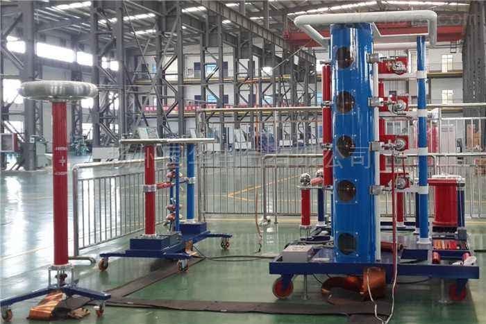 国华冲击电压发生器成套试验设备