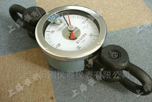 5-10000kg机械拉力器测量汽车运输牵引力用