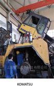 工程机械车载自动灭火装置