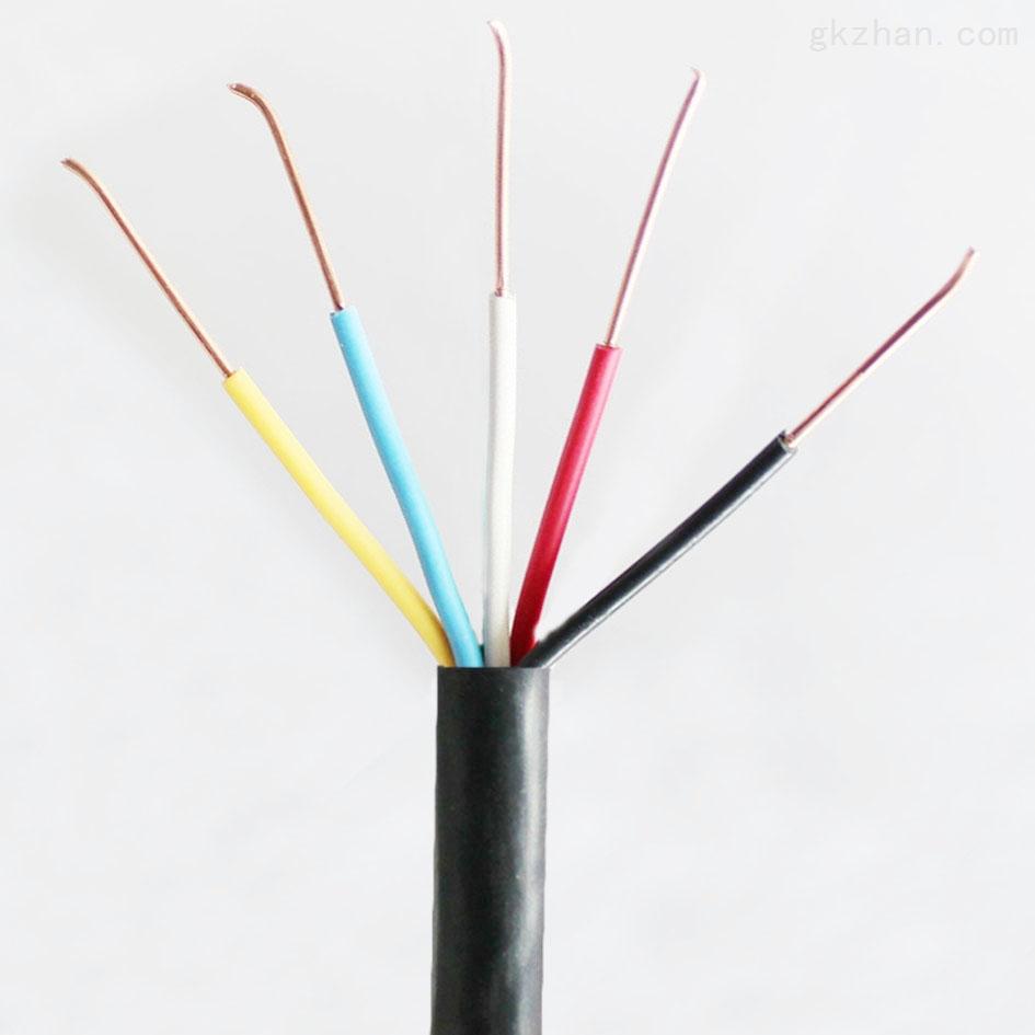 低烟无卤阻燃聚烯烃70度NH-KFGP控制电缆