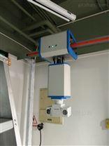 环形轨道智能监控机器人高压温湿度巡检设备
