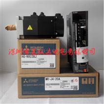 200W三菱MR-J4系列伺服驱动器型号规格现货