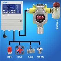 工业用二氧化氮气体报警器,远程监控