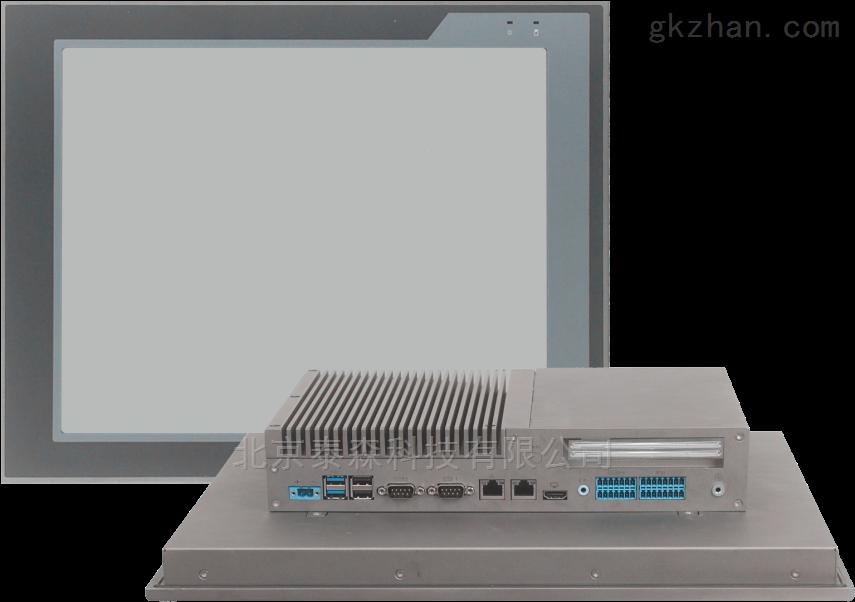 19寸工业平板电脑带PCI