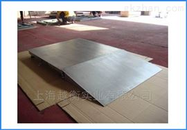 5T电子磅秤厂家直销、不锈钢电子地磅设备