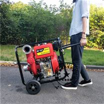 全自动自吸柴油机水泵