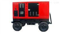 翰丝15KW柴油发电机380V静音机组