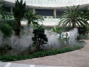 人造霧景觀設備