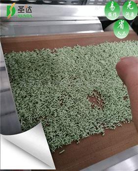 猫砂用微波干燥设备熟化效果好吗