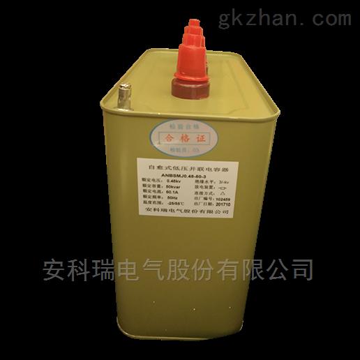 自愈式低压并联电容器ANBSMJ-0.48-5-3