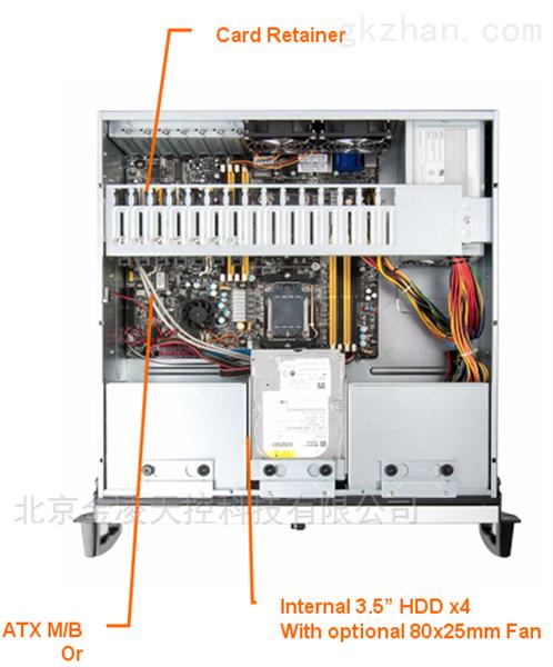 康泰克工控机IPC-RM670