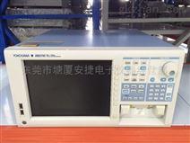 收購日本橫河 AQ6370C 光譜分析儀