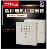 福州消防CCCF双电源风机控制箱一用一备