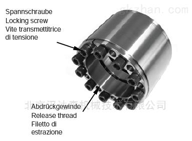 德国原厂bikon涨紧套DOBIKON 1015.1
