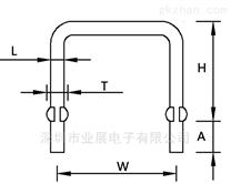 业展牌YSR系列压脚、跳线型采样电阻