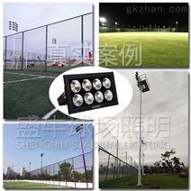 户外足球场地照明厂家球场用灯价格