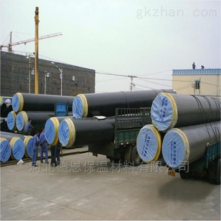 浙江省聚乙烯聚氨酯发泡保温管道施工方案