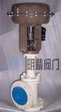 ZJHS型气动薄膜角形单座调节阀