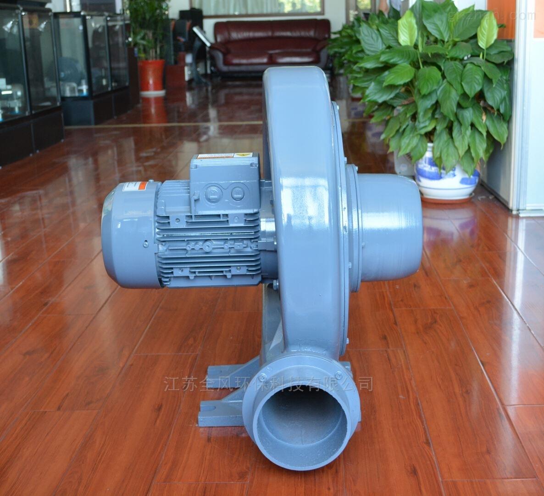 TB-125中压送风鼓风机